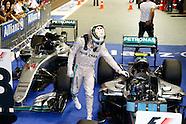 Singapore- F1 Grand Prix 18 Sep 2016