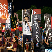 Thousands of people gathered in Hong Kong on June 4, 2016, to commemorate the massacre of student protesters on Tiananmen Square in Beijing in 1989.