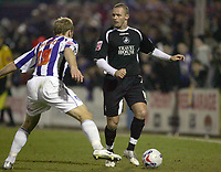 LEE TRUNDLE ( SWANSEA ). Colchester United v Swansea City. LDV Semi-Final.2nd Leg. 14/03/2006. Credit  COLORSPORT / KIERAN GALVIN