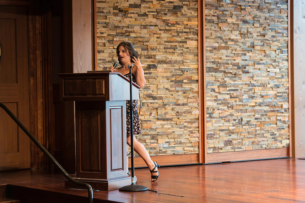 4 September 2016. IHP's first major fundraising event held at the Shalin Liu Center, Rockport MA.