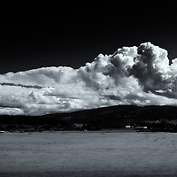 Clouds over Sequim<br />