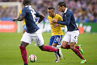 NEYMAR / Raphael VARANE - 26.03.2015 - France / Bresil - Match Amical<br />