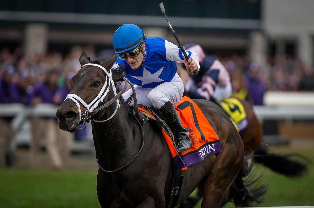 October 31, 2015: Tepin with Julien Leparoux up win the  Breeders' Cup Mile at Keeneland Race Track in Lexington, Kentucky. Evers/ESW/CSM