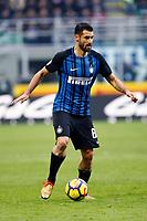 Inter-Chievo Verona - Serie a 15a giornata- Nella foto: Antonio Candreva - Inter
