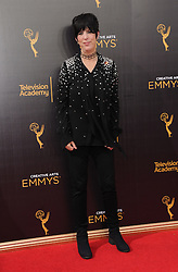 Diane Warren bei den Creative Arts Emmy Awards in Los Angeles / 100916<br /> <br /> <br /> *** at the Creative Arts Emmy Awards in Los Angeles on September 10, 2016 ***