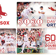 Photographs: Boston Red Sox Social Media Graphics - 2016