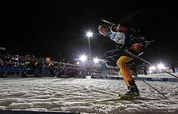 04.01.2012, DKB-Ski-ARENA, Oberhof, GER, E.ON IBU Weltcup Biathlon 2012, Staffel Frauen, im Bild Tina Bachmann (GER) . // during relay Ladies of E.ON IBU World Cup Biathlon, Thüringen, Germany on 2012/01/04. EXPA Pictures © 2012, PhotoCredit: EXPA/ nph/ Hessland..***** ATTENTION - OUT OF GER, CRO *****