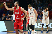 Milan Macvan<br /> Nazionale Italiana Maschile Senior<br /> Eurobasket 2017 - Final Phase - 1/4 Finals<br /> Italia Serbia Italy Serbia<br /> FIP 2017<br /> Istanbul, 13/09/2017<br /> Foto M.Ceretti / Ciamillo - Castoria