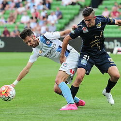 Melbourne City FC v Central Coast Mariners | Hyundai A-League | 25 October 2015