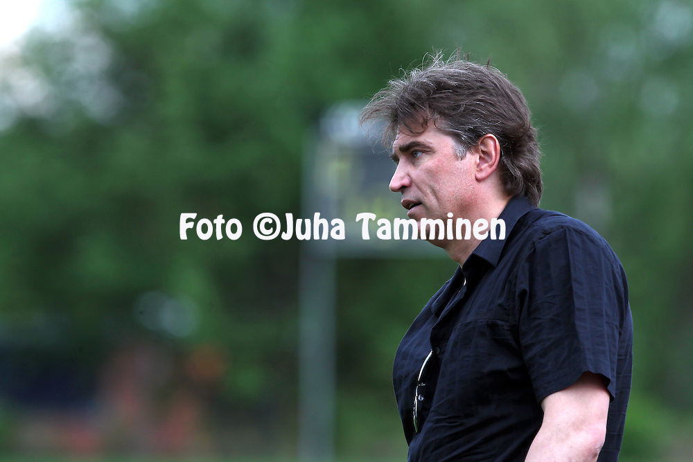 23.5.2014, Keskuskentt&auml;, Sein&auml;joki.<br /> Veikkausliiga 2014.<br /> Sein&auml;joen Jalkapallokerho - FF Jaro.<br /> Valmentaja Alexei Eremenko - Jaro