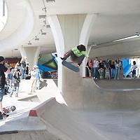 Skatefort, Rhodes Skatepark, Treefort 2017, Patrick Sweeney