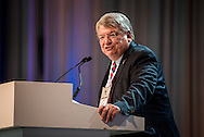 The Rev. Dr. John Wille, president of the LCMS South Wisconsin District, speaks during the 66th Regular Convention of The Lutheran Church–Missouri Synod on Sunday, July 9, 2016, at the Wisconsin Center in Milwaukee. LCMS/Frank Kohn