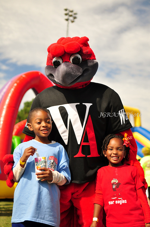 Woodward Academy Super Goober Day.  Fall 2014.<br />