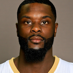 Sep 23, 2016; New Orleans, LA, USA;  New Orleans Pelicans forward Lance Stephenson (5) poses for a portrait during media day at the Smoothie King Center. Mandatory Credit: Derick E. Hingle-USA TODAY Sports