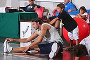 DESCRIZIONE : Cagliari Torneo Internazionale Sardegna a canestro Italia Inghilterra <br /> GIOCATORE : Christian Di Giuliomaria <br /> SQUADRA : Nazionale Italia Uomini <br /> EVENTO : Raduno Collegiale Nazionale Maschile <br /> GARA : Italia Inghilterra Italy Great Britain <br /> DATA : 15/08/2008 <br /> CATEGORIA : Riscaldamento <br /> SPORT : Pallacanestro <br /> AUTORE : Agenzia Ciamillo-Castoria/S.Silvestri <br /> Galleria : Fip Nazionali 2008 <br /> Fotonotizia : Cagliari Torneo Internazionale Sardegna a canestro Italia Inghilterra <br /> Predefinita :