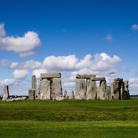 The ancient worshipping sit of Stonehenge dates back to around 2400BC. It is a UNESCO world heritage site.