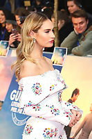 Lily James, The Guernsey Literary and Potato Peel Pie Society - World Premiere, Curzon Mayfair, London UK, 09 April 2018, Photo by Richard Goldschmidt