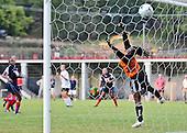 2011 VMI Women's Soccer vs Howard