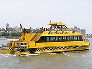 New York Water Taxi in the East River