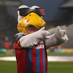 Crystal Palace's Eagle mascot - Photo mandatory by-line: Robbie Stephenson/JMP - Mobile: 07966 386802 - 14/02/2015 - SPORT - Football - London - Selhurst Park - Crystal Palace v Liverpool - FA Cup - Fifth Round