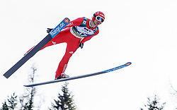 12.01.2014, Kulm, Bad Mitterndorf, AUT, FIS Ski Flug Weltcup, Erster Durchgang, im Bild Andreas Wank (GER) // Andreas Wank (GER) during the first round of FIS Ski Flying World Cup at the Kulm, Bad Mitterndorf, .Austria on 2014/01/12, EXPA Pictures © 2013, PhotoCredit: EXPA/ Erwin Scheriau