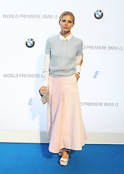 © Licensed to London News Pictures. Laura Bailey  at the BMW i3 global reveal party, Old Billingsgate Market, London UK, 29 July 2013. Photo Credit:  Richard Goldschmidt/LNP