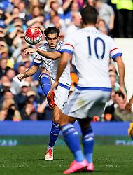 Cesc Fabregas of Chelsea   - Mandatory byline: Matt McNulty/JMP - 07966386802 - 12/09/2015 - FOOTBALL - Goodison Park -Everton,England - Everton v Chelsea - Barclays Premier League