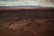 Ariel photography of Canyonlands National Park, The Maze District, and the regions surrounding Moab, Utah.