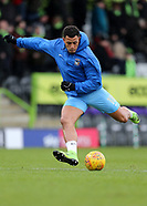 Forest Green Rovers v Coventry City - 03 February 2018