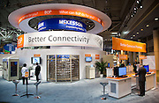 McKesson Corp. booth at ASHP Midyear Conference 2011 convention trade show in New Orleans for Sparks