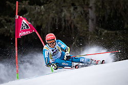 19.12.2016, Grand Risa, La Villa, ITA, FIS Ski Weltcup, Alta Badia, Riesenslalom, Herren, 1. Lauf, im Bild Leif Kristian Haugen (NOR) // Leif Kristian Haugen of Norway in action during 1st run of men's Giant Slalom of FIS ski alpine world cup at the Grand Risa race Course in La Villa, Italy on 2016/12/19. EXPA Pictures © 2016, PhotoCredit: EXPA/ Johann Groder