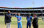 Cricket - India v Sri Lanka 2nd ODI at Ahmedabad