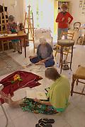 Southern France, Art Classes, Congenies Centre de Quaker