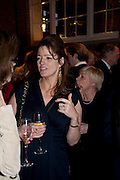 PETRONELLA WYATT, Santa Sebag Montefiore and Asprey's host a book launch for Jerusalem: the Biography by Simon Sebag Montefiore. Asprey. New Bond St. London. 26 January 2010. -DO NOT ARCHIVE-© Copyright Photograph by Dafydd Jones. 248 Clapham Rd. London SW9 0PZ. Tel 0207 820 0771. www.dafjones.com.