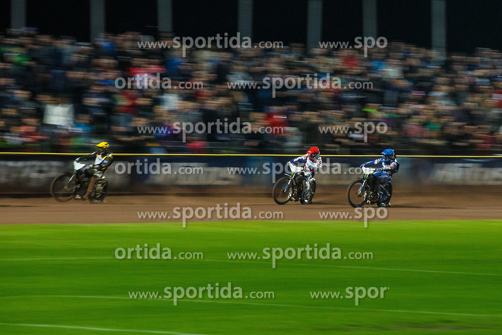 during FIM Speedway Grand Prix World Cup, Krsko, on 30. April, 2016, in Sports park Krsko, Slovenia. Photo by Grega Valancic / Sportida