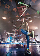 The Kaiser Chiefs at The Barrowlands, Glasgow