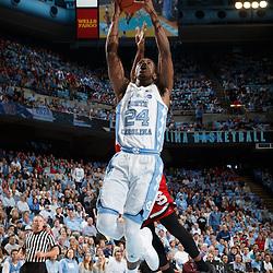 2017-01-04 North Carolina State at North Carolina Tar Heels basketball