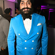 Peter Singh Virdee is a billionaire business man attend the BritAsiaTV Presents Kuflink Punjabi Film Awards 2019 at Grosvenor House, Park Lane, London,United Kingdom. 30 March 2019