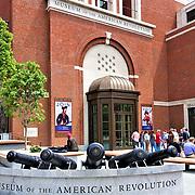 Museum of the American Revolution, Philadelphia, USA