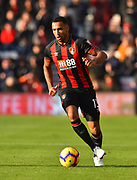 Callum Wilson (13) of AFC Bournemouth during the Premier League match between Bournemouth and Arsenal at the Vitality Stadium, Bournemouth, England on 25 November 2018.