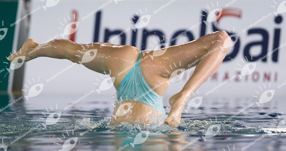 GANDINI Maria Elena<br /> CS Plebiscito Padova   <br /> Solo - Finale<br /> Campionato Nazionale Italiano Assoluti 2016<br /> Avezzano (AQ) 2-5 Giugno 2016<br /> Day5<br /> Photo P. Mesiano/Insidefoto/Deepbluemedia.eu