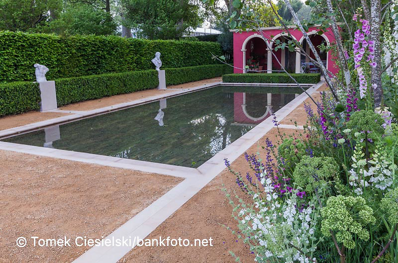 Chelsea Flower Show -2014, The Brand Alley Renaissance Garden