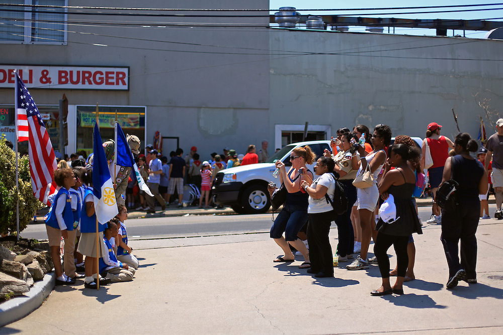 Memorial Day Parade.  Little Neck, Queens