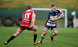 Dan Thurston (SGS College) of Bristol Rugby Academy U18 - Mandatory by-line: Paul Knight/JMP - 11/02/2017 - RUGBY - SGS Wise Campus - Bristol, England - Bristol Academy v Gloucester Academy - Premiership Rugby Academy U18 League