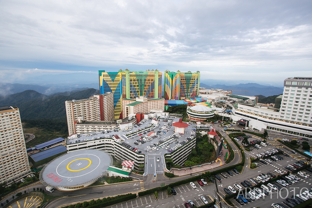 First World Hotel Genting Highlands, KL, Malaysia, Southeast Asia