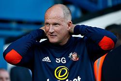 Sunderland manager Simon Grayson - Mandatory by-line: Matt McNulty/JMP - 10/08/2017 - FOOTBALL - Gigg Lane - Bury, England - Bury v Sunderland - Carabao Cup - First Round