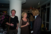 Nicholas Farrell; Stella Gonet; julian Rhind-Tutt; Amnesty International launch of We Are All Born Free Ð The Universal Declaration of Human Rights in pictures for children  - and the world premiere of the short film Everybody plus exhibition of illustrations from the book. Waterstone's.  London. 27 October 2008.  *** Local Caption *** -DO NOT ARCHIVE-© Copyright Photograph by Dafydd Jones. 248 Clapham Rd. London SW9 0PZ. Tel 0207 820 0771. www.dafjones.com.