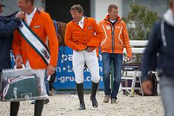 Van Der Schans Wout Jan, (NED) <br /> Furusiyya FEI Nations Cup presented by Longines <br /> La Baule 2016<br /> © Hippo Foto - Dirk Caremans<br /> 13/05/16