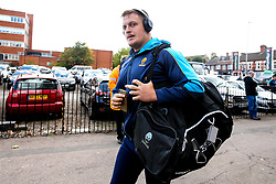 Nick Schonert of Worcester Warriors arrives at Leicester Tigers - Mandatory by-line: Robbie Stephenson/JMP - 23/09/2018 - RUGBY - Welford Road Stadium - Leicester, England - Leicester Tigers v Worcester Warriors - Gallagher Premiership