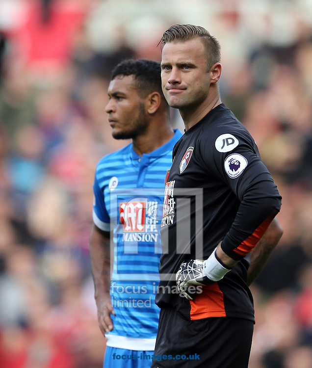Artur Boruc of Bournemouth during the Premier League match at the Riverside Stadium, Middlesbrough<br /> Picture by Simon Moore/Focus Images Ltd 07807 671782<br /> 29/10/2016